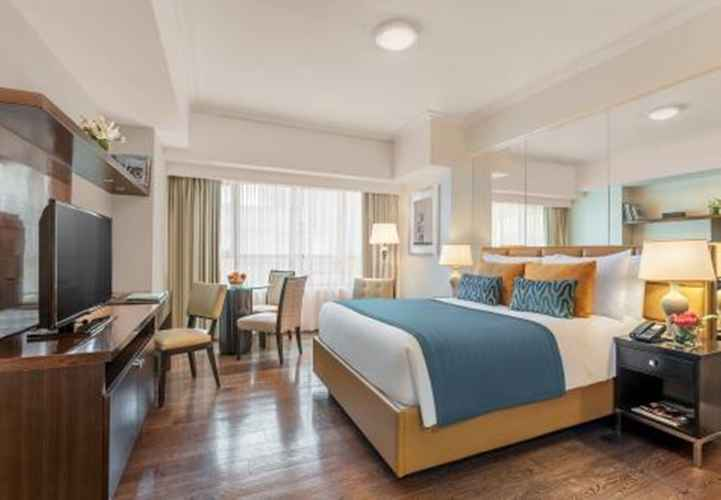 BEDROOM Aruga Apartments by Rockwell Makati