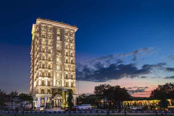 EXTERIOR_BUILDING Lafayette Boutique Hotel
