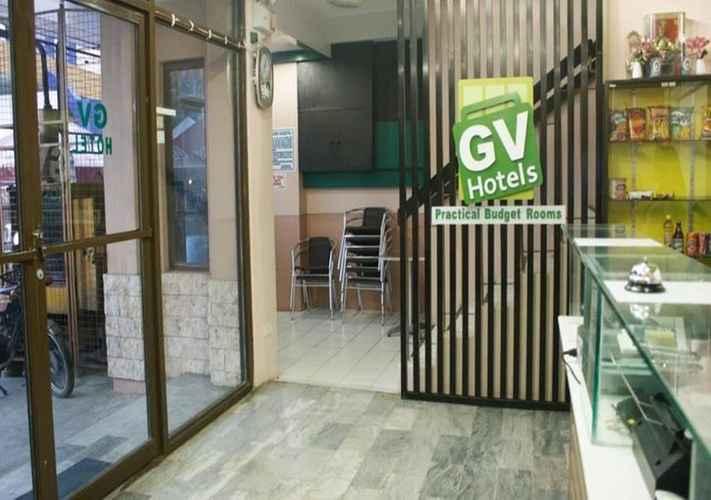 LOBBY GV Hotel Catbalogan