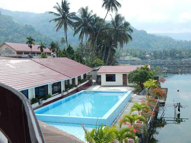 SWIMMING_POOL Hotel Maninjau Indah