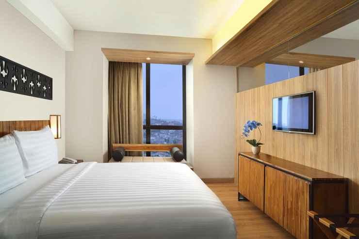 BEDROOM BATIQA Hotel Lampung