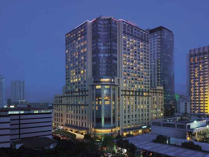 EXTERIOR_BUILDING New World Manila Bay Hotel