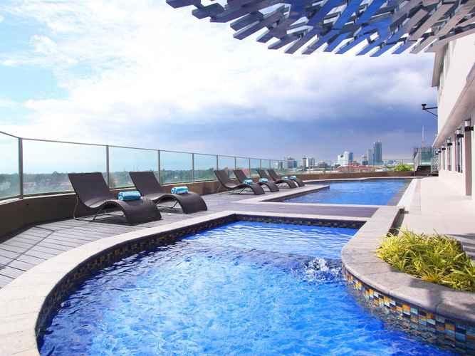 SWIMMING_POOL Acacia Hotel Manila