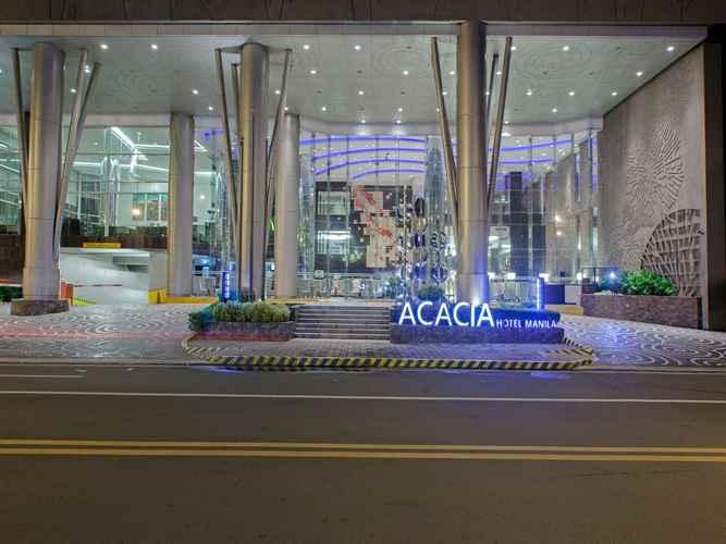 EXTERIOR_BUILDING Acacia Hotel Manila