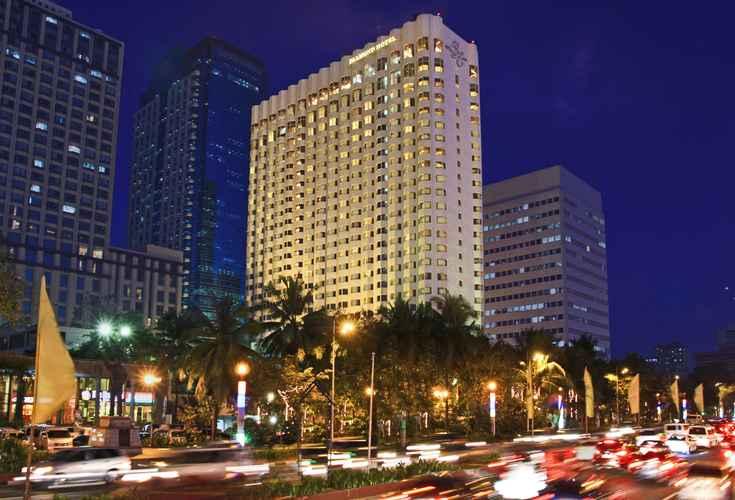 EXTERIOR_BUILDING Diamond Hotel Philippines - MULTI USE HOTEL