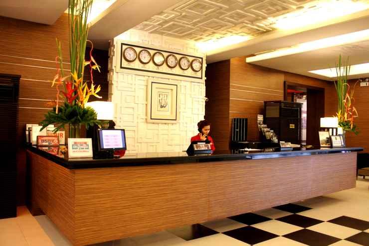 LOBBY Manila Grand Opera Hotel