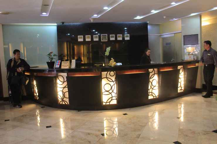 LOBBY Palm Hotel Manila (formerly Palm Grove Hotel)