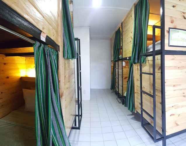 BEDROOM 3BU Hostel Session Road