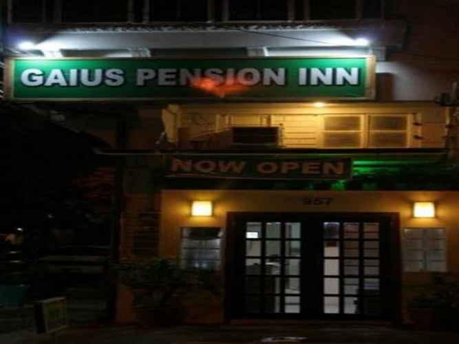 EXTERIOR_BUILDING Gaius Pension Inn