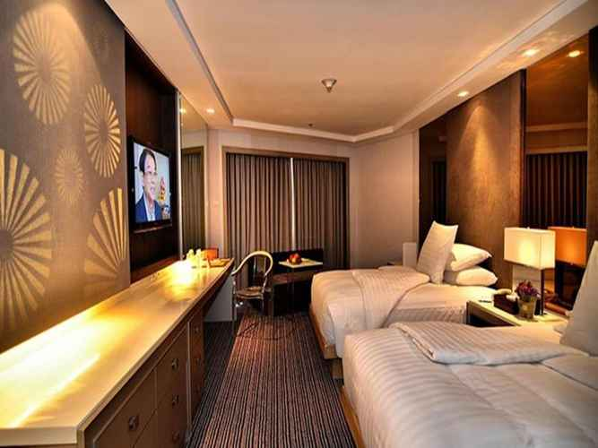 BEDROOM Midas Hotel and Casino Managed by Enderun Hospitality Management
