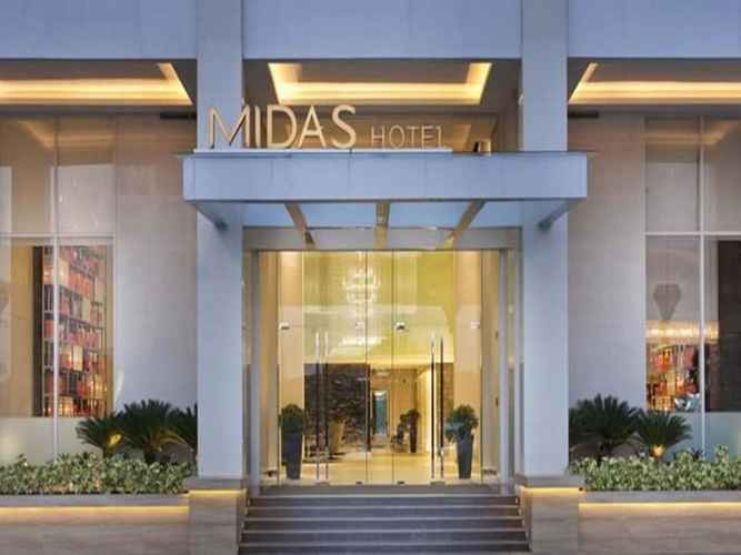 EXTERIOR_BUILDING Midas Hotel and Casino Managed by Enderun Hospitality Management