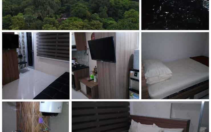Jarrdin Apartment Cihampelas by Erwin Bandung - Type 33m2 - Family Two Bed Room (2BR)