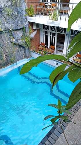 SWIMMING_POOL Hotel Cristalit