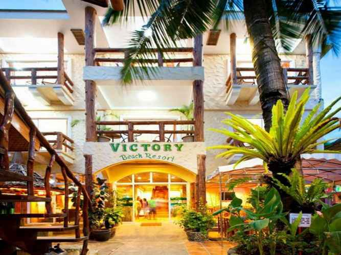 EXTERIOR_BUILDING Boracay Victory Beach Resort