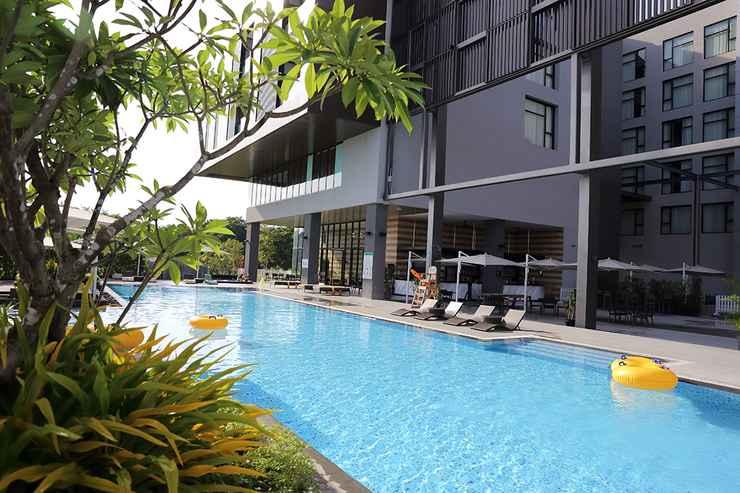 SWIMMING_POOL Midori Clark Hotel and Casino