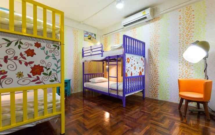 DD Hostel Bangkok Bangkok - Family Dorm