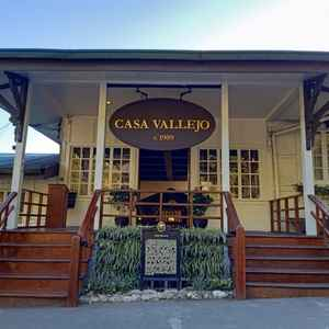CASA VALLEJO  Session Road Baguio