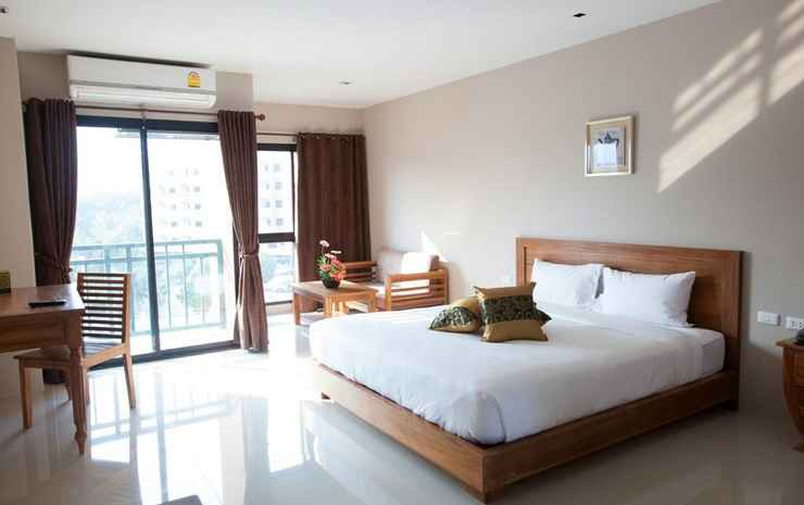 The Sun Terrace Chiang Mai - Superior Double Bed  (city view)