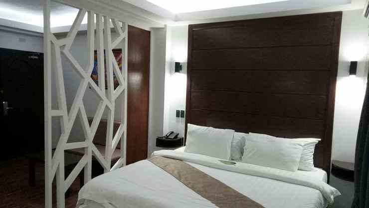 BEDROOM DM Residente Hotel