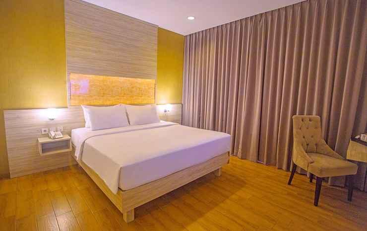 Front One Akshaya Hotel Karawang Karawang - Deluxe King Room Only Non Refundable