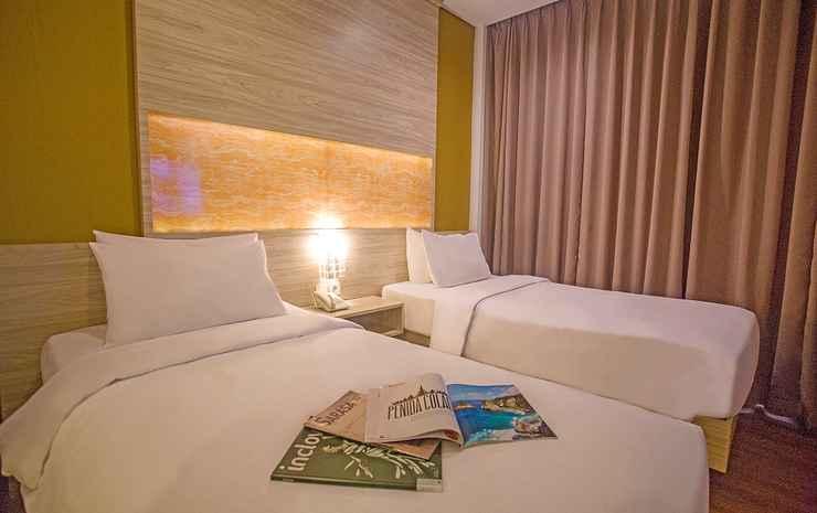 Front One Akshaya Hotel Karawang Karawang - Superior Twin Room Only Non Refundable