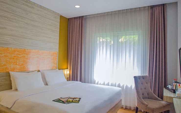 Front One Akshaya Hotel Karawang Karawang - Superior Double Room Only Non Refundable