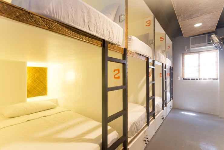 BEDROOM MNL Beach Hostel Boracay