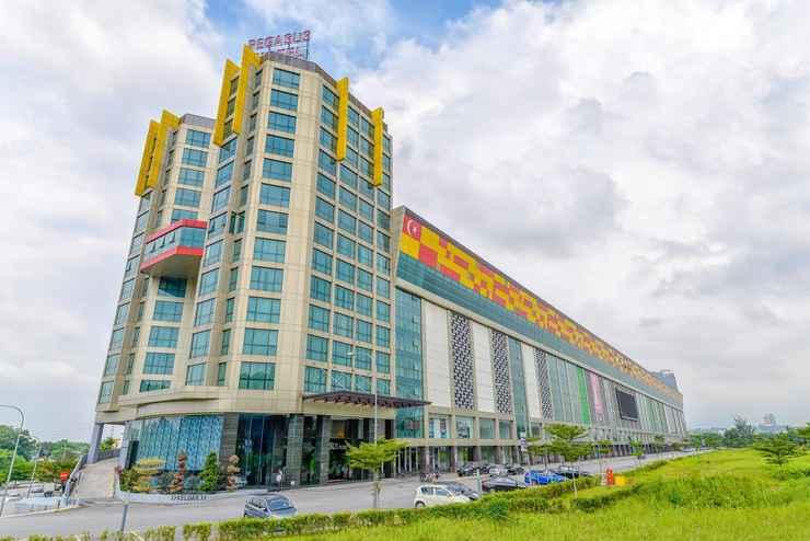 EXTERIOR_BUILDING Pegasus Hotel Shah Alam