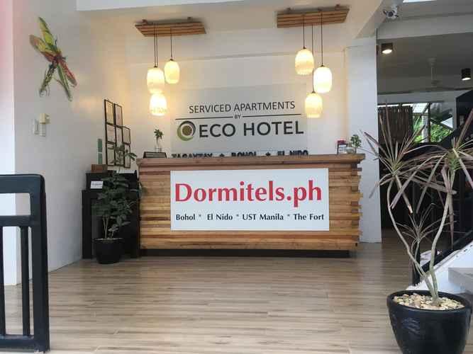 LOBBY Serviced Apartments by Eco Hotel Boracay