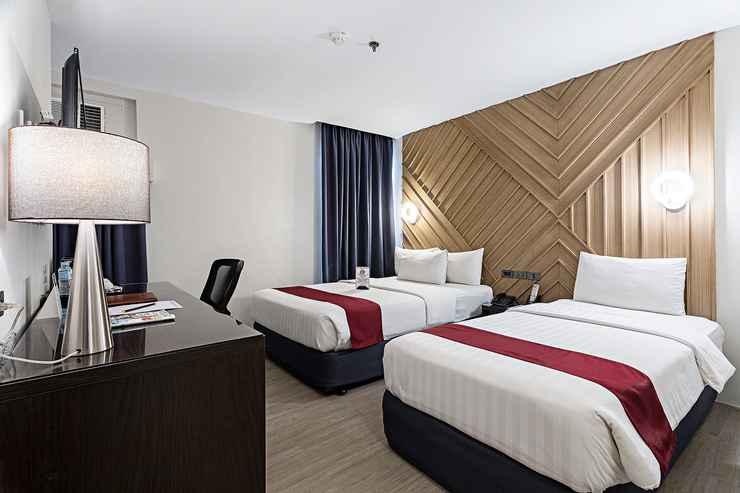 BEDROOM Sarrosa International Hotel and Residential Suites