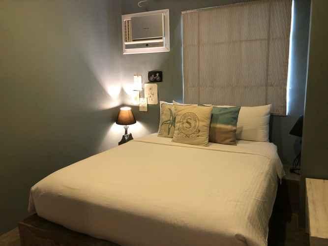 BEDROOM Sol Y Sombra Boracay Hotel