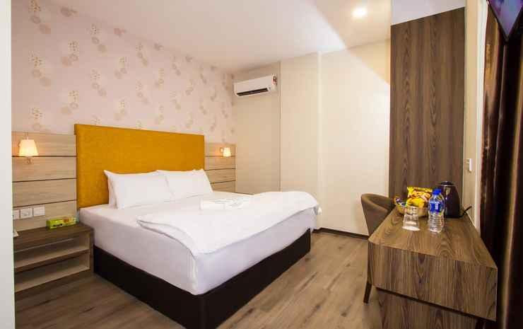Tropicana Boutique Hotel Johor - Deluxe King Room