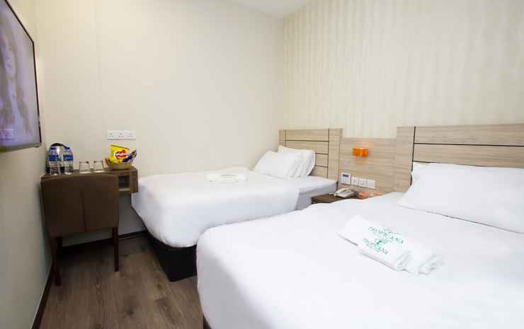 Tropicana Boutique Hotel Johor - Twin Room