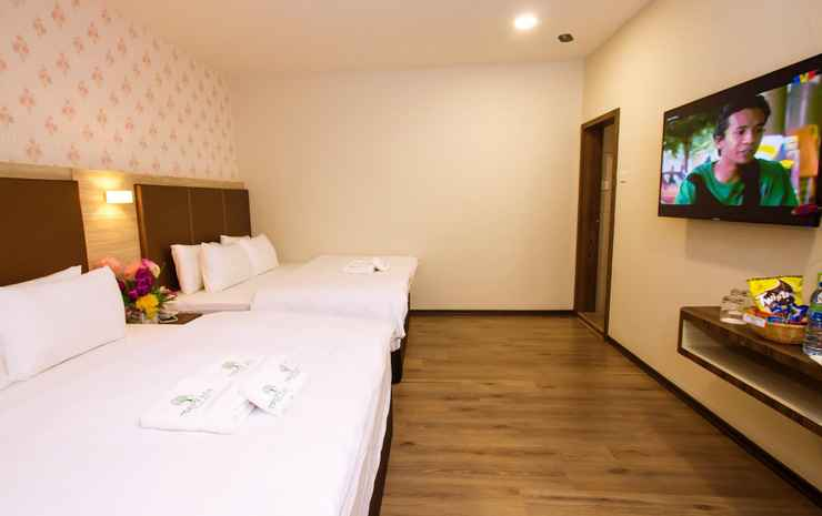 Tropicana Boutique Hotel Johor - Family King 2