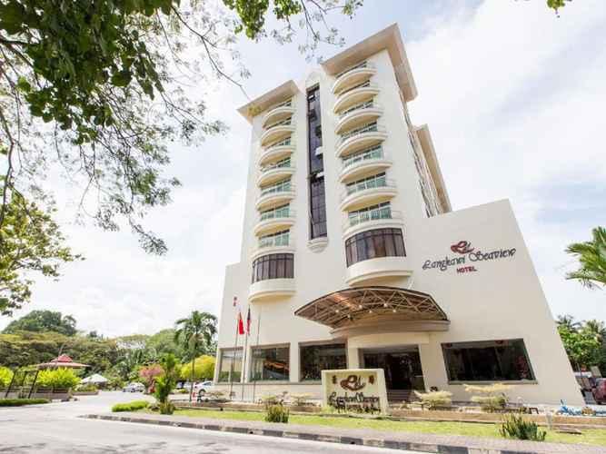 Exterior / Building Langkawi Seaview Hotel