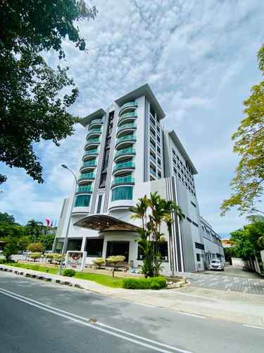 EXTERIOR_BUILDING Langkawi Seaview Hotel