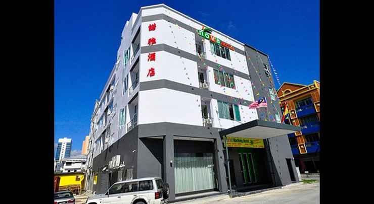 EXTERIOR_BUILDING Nova Kuching Hotel