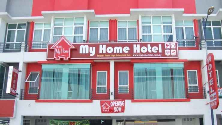 EXTERIOR_BUILDING My Home Hotel (Prima Sri Gombak)