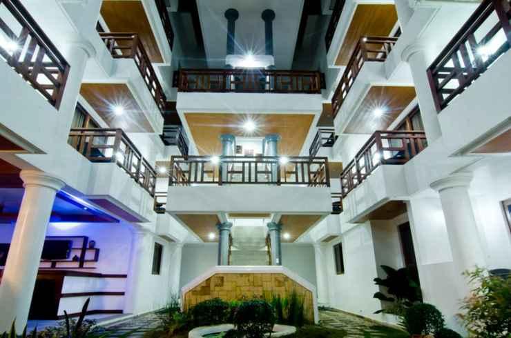 EXTERIOR_BUILDING Giulius Boracay Italian Resort