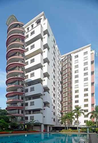 EXTERIOR_BUILDING Midtown Residence Simatupang Jakarta