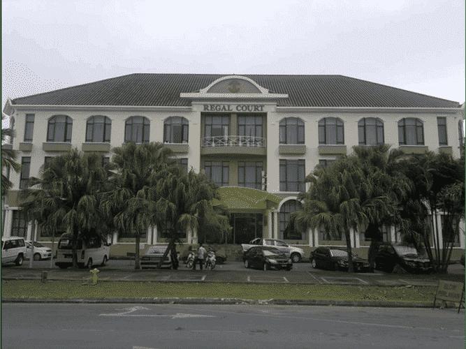 EXTERIOR_BUILDING Regal Court Hotel