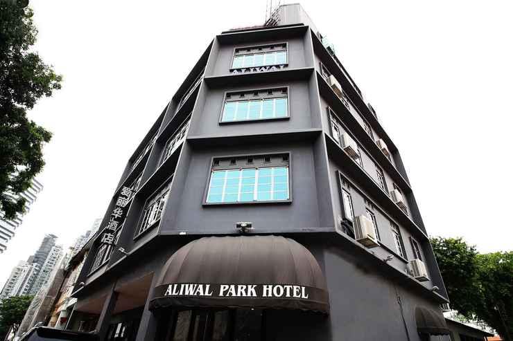 EXTERIOR_BUILDING Aliwal Park Hotel