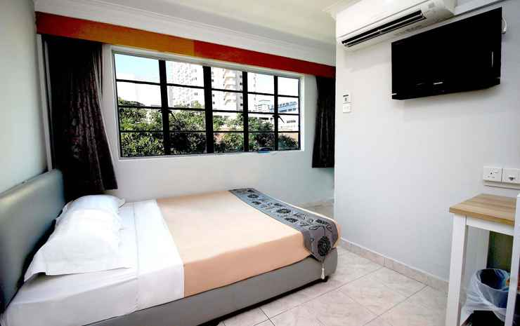 Aliwal Park Hotel Singapore - Deluxe Double