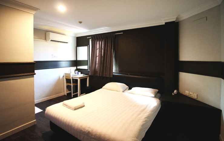 Aliwal Park Hotel Singapore - Super Deluxe with Balcony