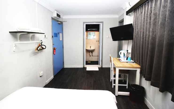 Aliwal Park Hotel Singapore - Deluxe Room with Balcony