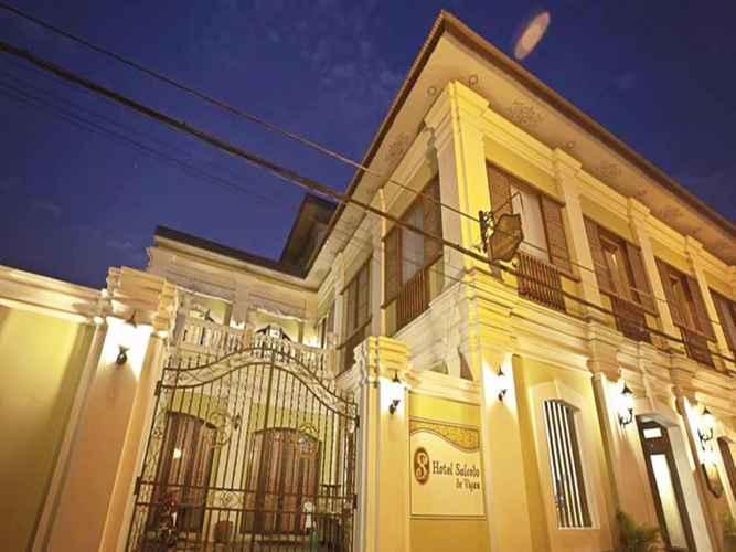 EXTERIOR_BUILDING Hotel Salcedo de Vigan