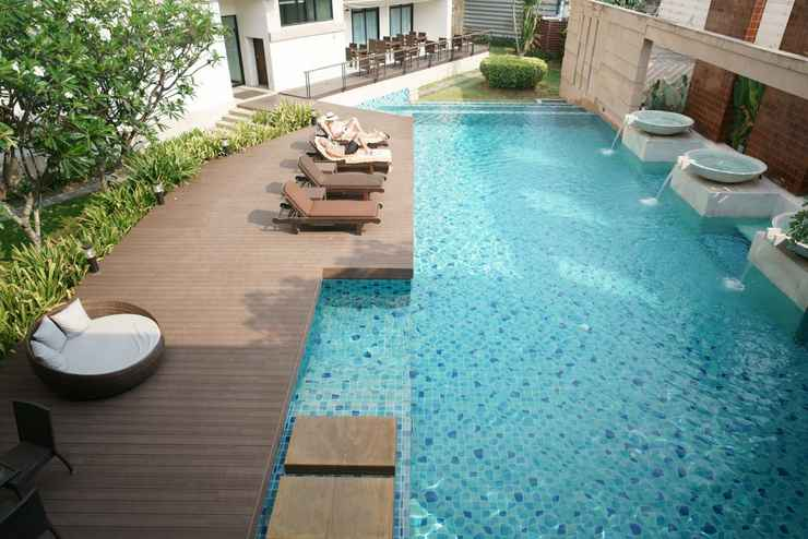 SWIMMING_POOL The Grand Napat Hotel and Service Apartment