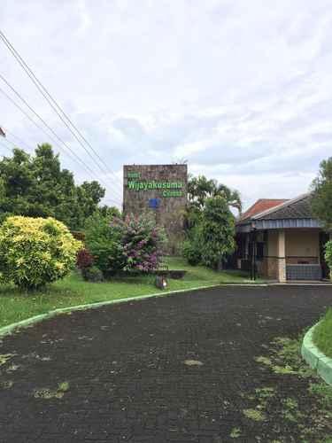 EXTERIOR_BUILDING Hotel Wijayakusuma Cilacap