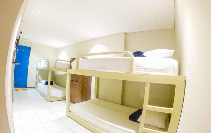 SubWow Hostel Bandung Bandung - 4 Bed in 1 Room Share Private Bathrrom room only