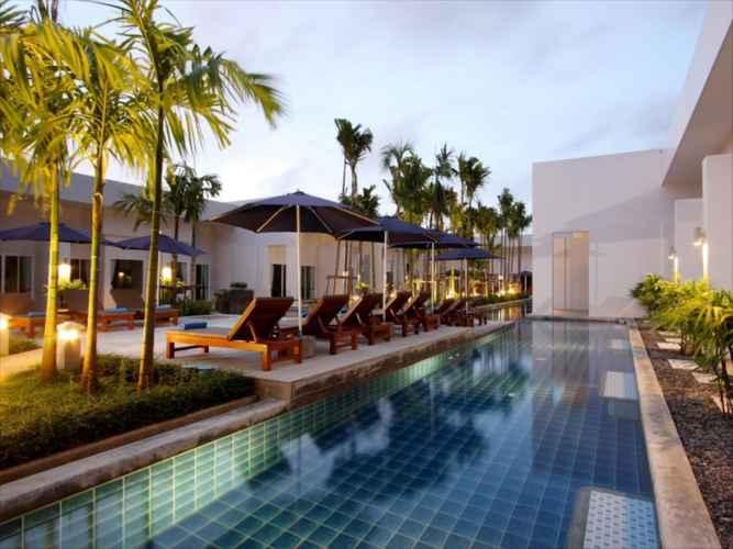 EXTERIOR_BUILDING Kata Lucky Villa & Pool Access
